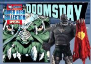 Eaglemoss DC Comics Super Hero Figurine Collection Doomsday Special